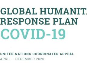 Global Humanitarian Response Plan COVID-19