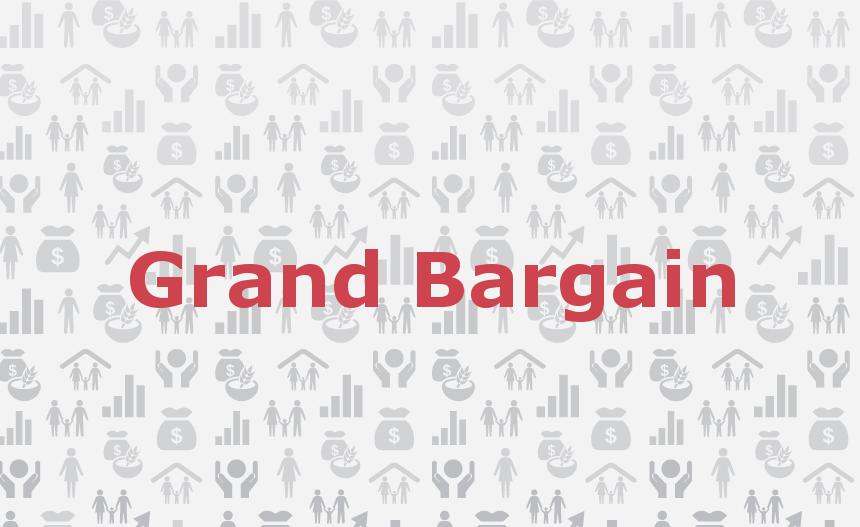 Grand Bargain photo