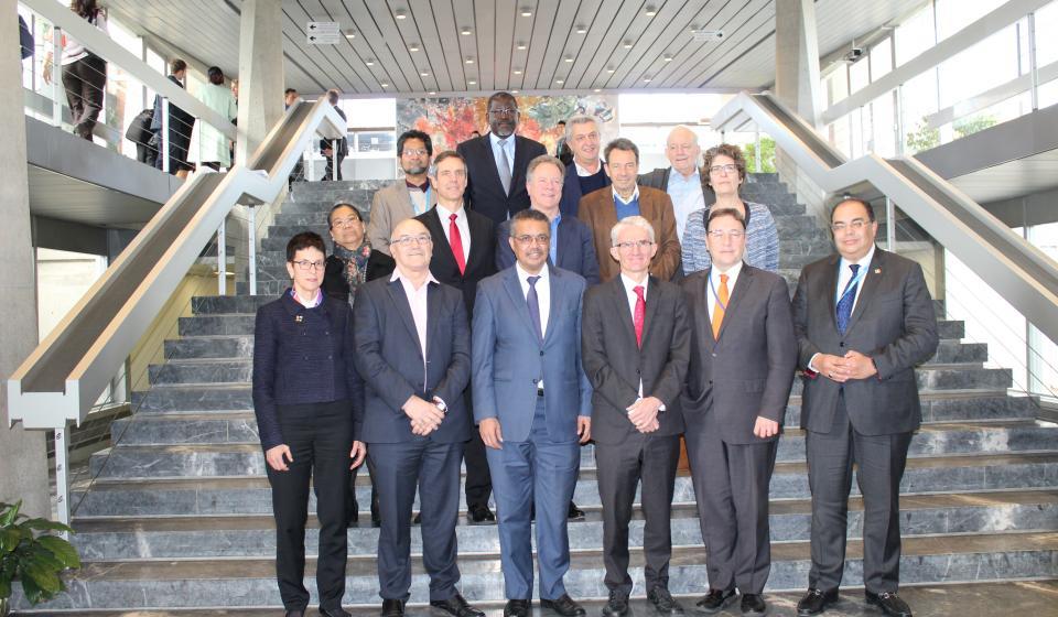 IASC Principals meeting, 4 December 2017