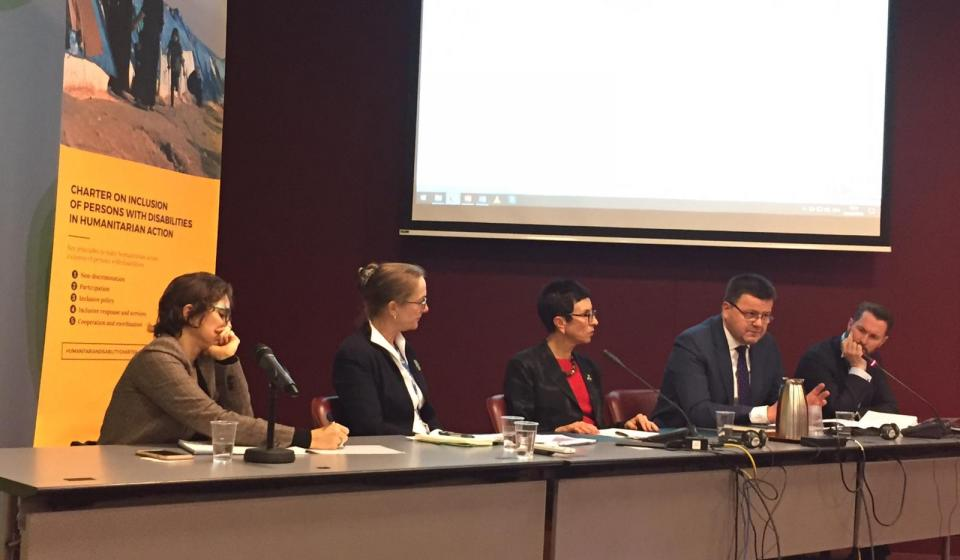 IASC at HNPW 2019: The importance of networks for making humanitarian action more inclusive