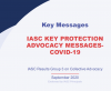 protection key messages cover page