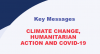 Climate Change  Key messages cover page